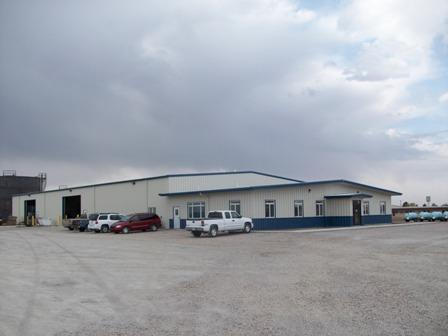 Quinter Agronomy location