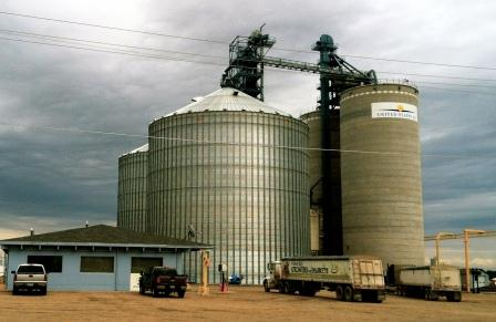 Sharon Springs Grain Terminal