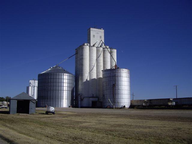 Tribune Grain Terminal office